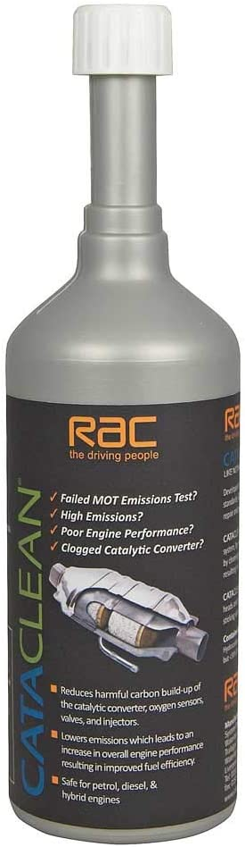 Amazon Com Cataclean 120007 Complete Engine Fuel And Exhaust System Cleaner 473 Milliliter Automotive