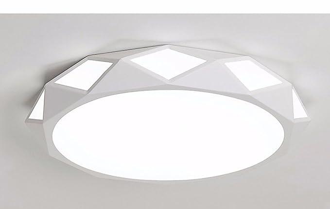 Plafoniere Con Lampade A Risparmio Energetico : Gzlight moderno plafoniera led lampada da soffitto le camere