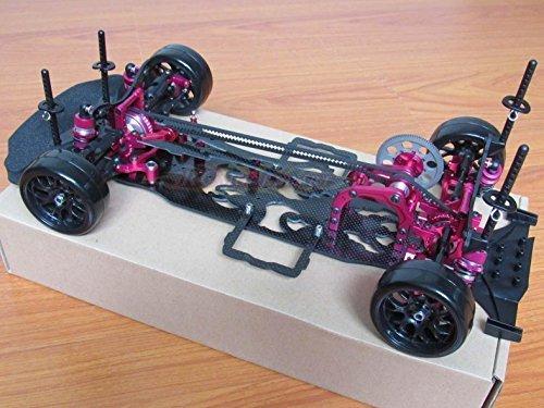 rc car body frame part - 3