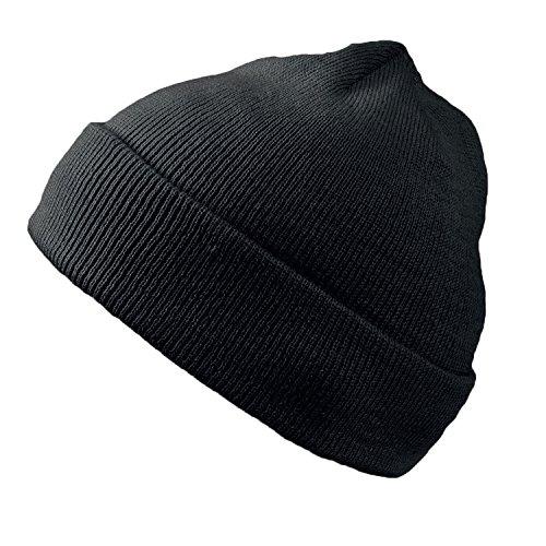 Wind Mütze (One Size - schwarz)