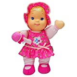 Baby's First Playtime Baby Doll - Lullaby Baby (colors Vary) by Goldberger Doll Mfg.