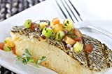 Chilean Skinless Sea Bass, Eight 6oz Fillets