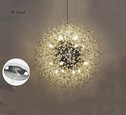 Flower Ball Light Pendant in US - 8