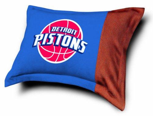 Mvp Pillow Sham (NBA Detroit Pistons MVP Sham)