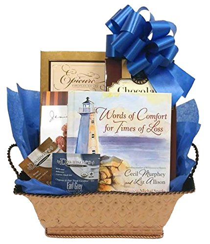 Sympathy Gift Basket: Words of Comfort in Times of Loss by Gifts Fulfilled