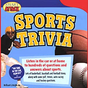 Smart Attack Sports Trivia Audiobook