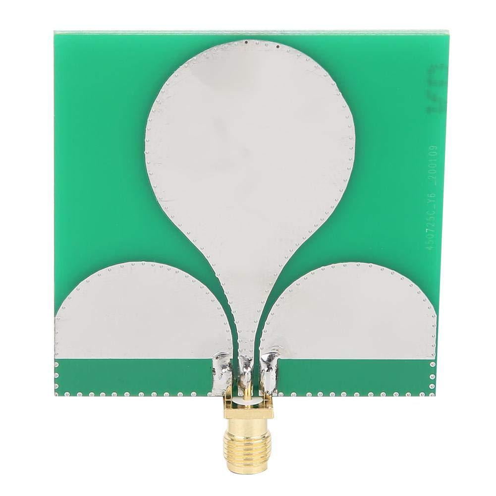 Antena de banda ultra ancha UWB de 2.4GHz-10.5GHz, 10W Antena ...