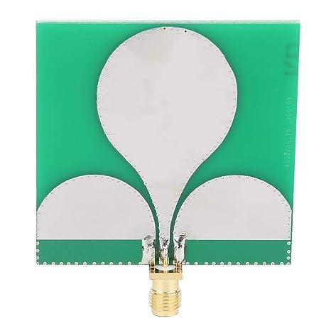 Antena de banda ultra ancha UWB de 2.4GHz-10.5GHz, 10W ...