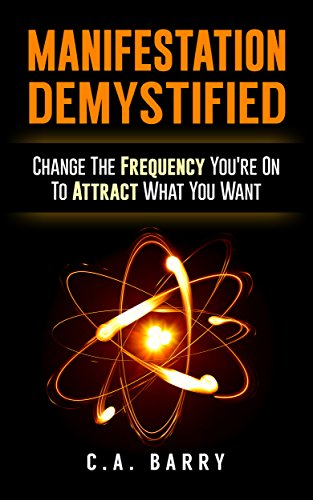 Manifestation Demystified Frequency Attract Attraction ebook product image