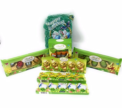 lindt-chocolate-easter-minis-bundle-bugs-bees-mini-chicks-gold-bunny-sheep