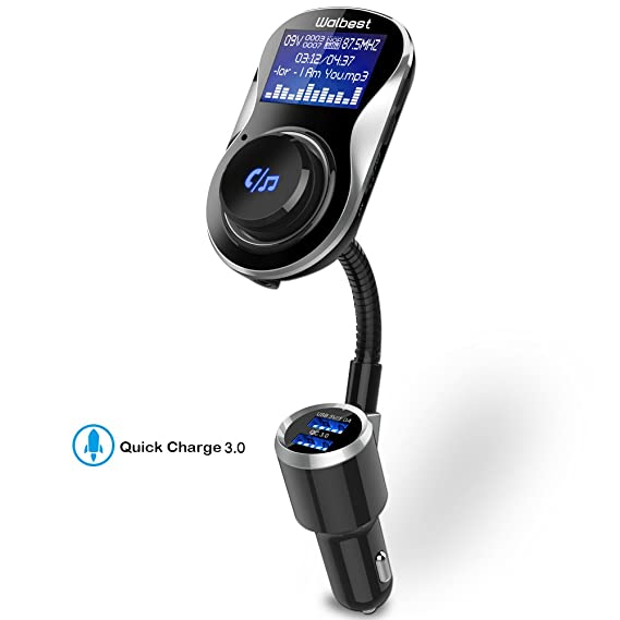 Review Bluetooth FM Transmitter for