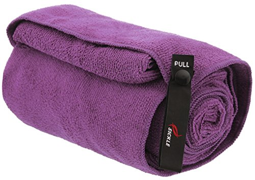 sickle-microfiber-sports-towel-with-storage-bag-and-berry-large-28in-x-54in