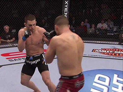 2012 Action Figure (Diego Sanchez vs. Jake Ellenberger UFC on FUEL)