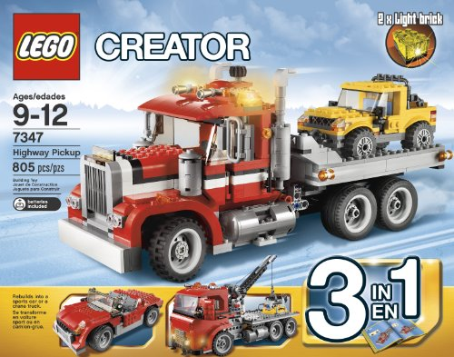 LEGO Creator 7347 Highway Pickup (Pick Up Technics)