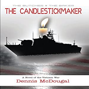 The Candlestickmaker Audiobook
