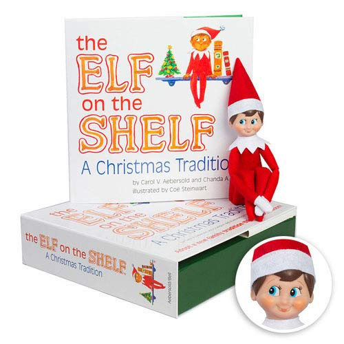 The Elf on the Shelf: A Christmas Tradition  (Elf On The Shelf A Christmas Tradition)