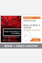 Ruby on Rails 3 Tutorial LiveLessons Bundle: Learn Rails by Example Paperback