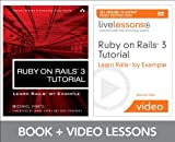 Ruby on Rails 3 Tutorial LiveLessons Bundle: Learn Rails by Example