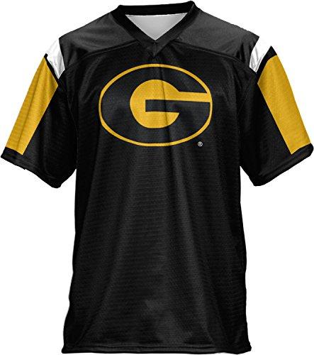Men's Grambling State University Thunderstorm Football Fan Jersey (Apparel) Storm Football Jersey