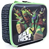Accessory Innovations Teenage Mutant Ninja Turtles Beat This Lunch Bag