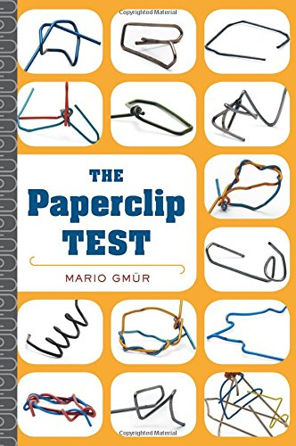 The Paperclip Test: A Personality Quiz Like No - Test Guys For Personality