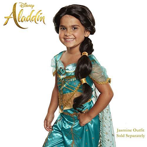 Aladdin Disney Jasmine Deluxe Wig ()