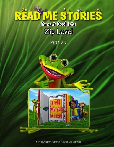Read Me Stories Parent Booklets: Zip Level (book 1) PDF