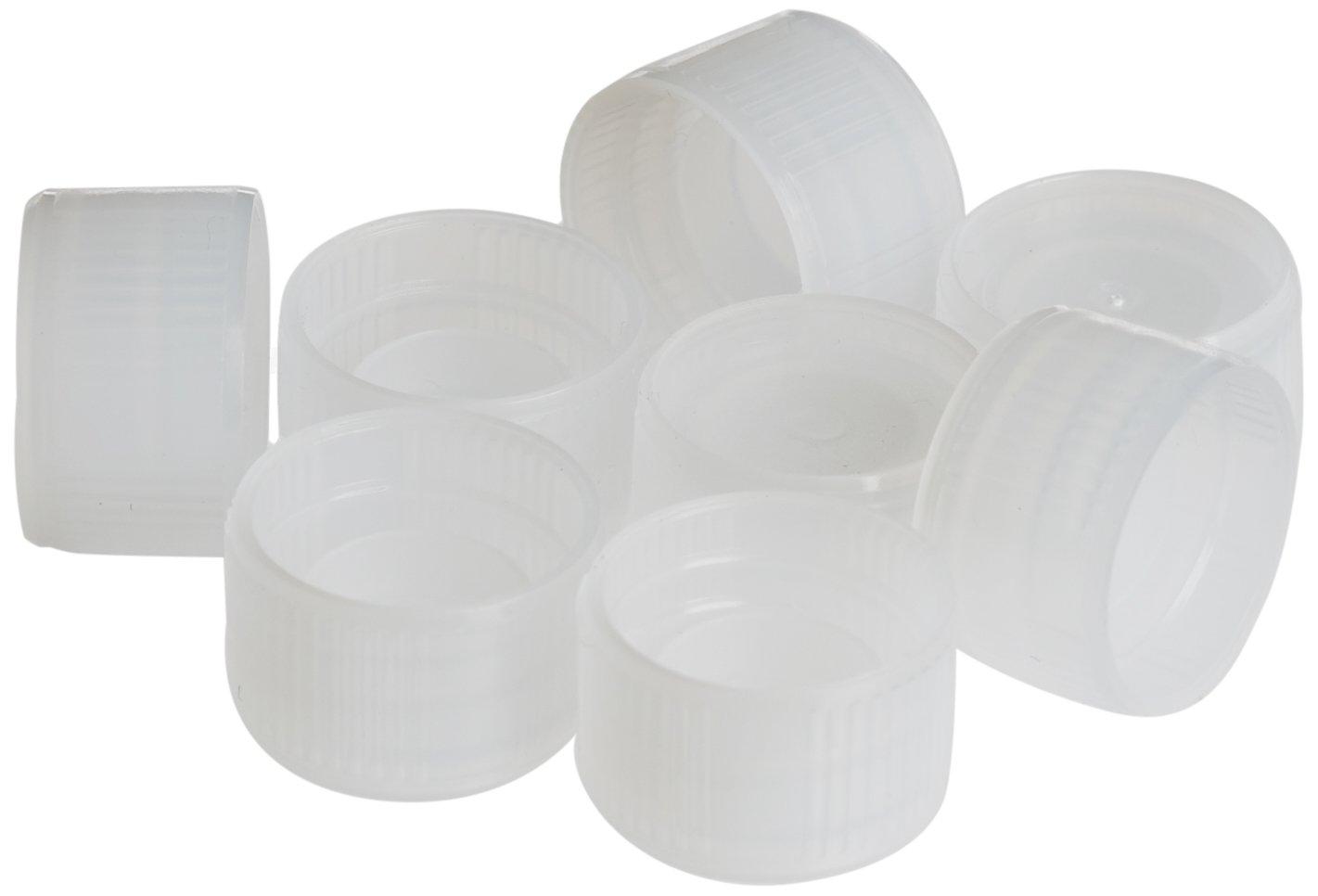 neoLab 7-4540 Schraubverschlü sse, Transparent (1000-er Pack)