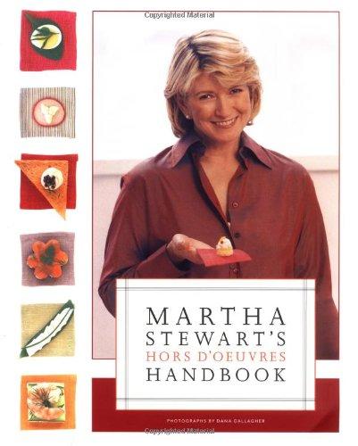 Martha Stewart's Hors d'Oeuvres Handbook ()