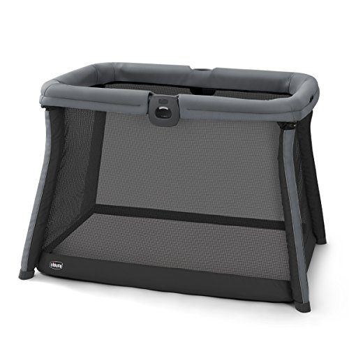 Image of the Chicco FastAsleep Go Playard, Graphite