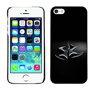 Impact Case Cover with Art Pattern Designs FOR iPhone 5 / 5S Hitman Crest Symbol Agent 47 Betty shop