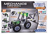 Fun Educational Model Assembly Kit, Farm Equipment, Over 20 Model Configurations, Ages 8 and Up
