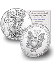 2000 S Proof State Quarter Set Gem DCam Original Box /& COA 5 Coins CN-Clad