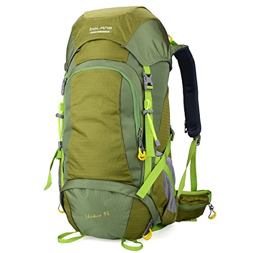 Bolang Summit 45 Internal Frame Pack 8298 (Dark Green, 45l)