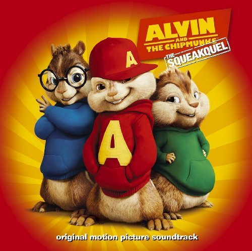 Alvin And The Chipmunks: The Squeakquel (Original Motion Picture Soundtrack) Soundtrack Edition by Soundtrack (2009) Audio CD (Alvin And The Chipmunks The Squeakquel 2009)
