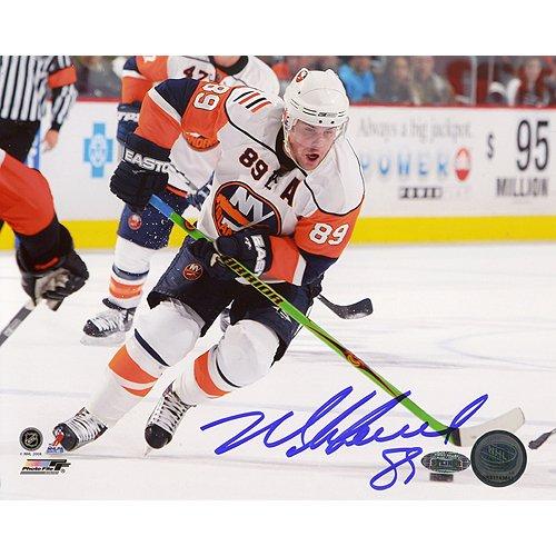 Steiner Sports NHL New York Islanders Mike Comrie Stick Handling 16 x 20-inch Photo by Steiner Sports