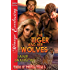 The Tiger and Her Wolves [Tigers of Twisted, Texas 5] (Siren Publishing Menage Everlasting)