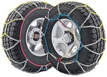 Estable cadenas de nieve 235//60 R 17 con ö-norma SUV todoterreno caravana 4116 **