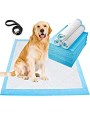 LONENESSL Pet Training Pads Leak-Proof and Super Absorbent Dog Pee Pads, Disposable Fast Drying Pee Mats for Dogs, Cats, Rabbits Pets