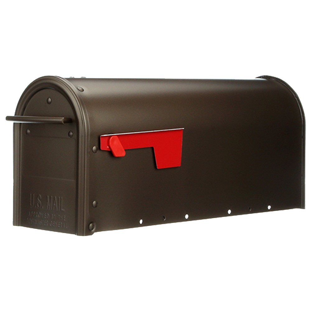 Gibraltar Mailboxes FM11 Franklin, Medium, Bronze by Gibraltar Mailboxes