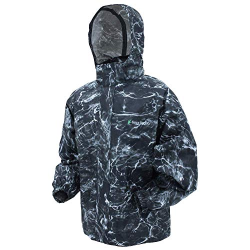 Frogg Toggs All Purpose Waterproof Rain Jacket, Men's