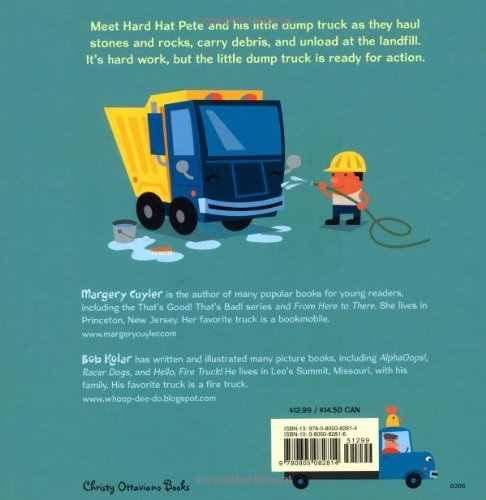 The Little Dump Truck (Little Vehicles)
