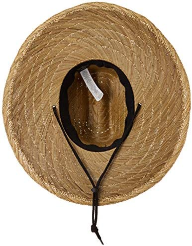 Quiksilver Boys Pierside - Straw Lifeguard Hat for Boys Straw Lifeguard Hat