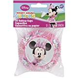 Product review for Wilton Disney Mickey Mouse Clubhouse Minnie Baking Cups