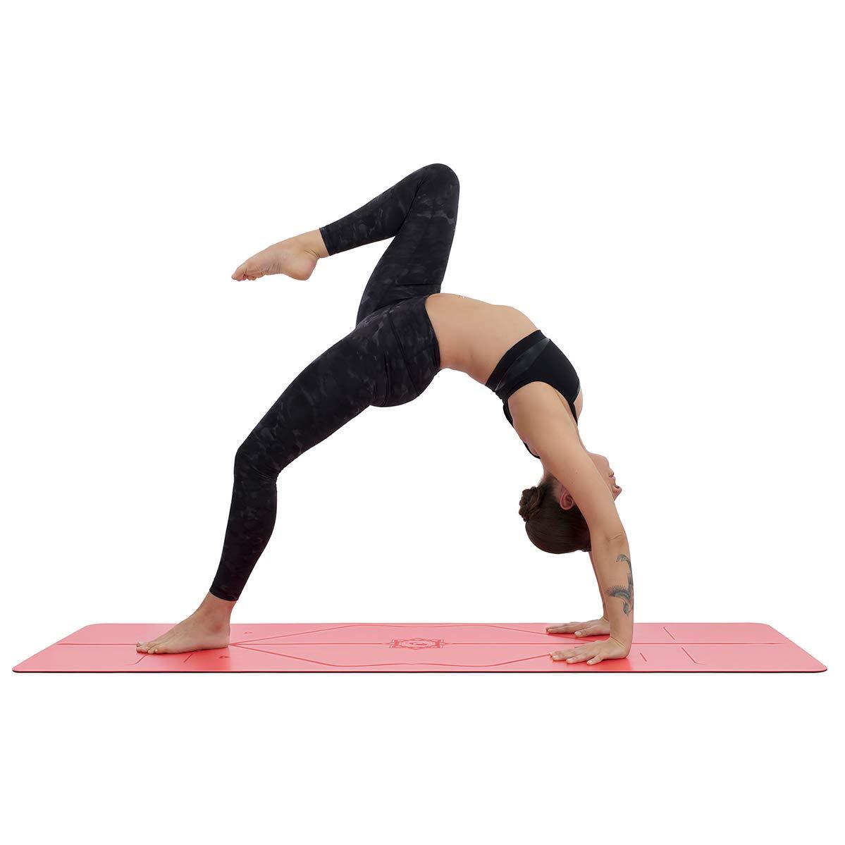 Liforme Esterilla Yoga Love De Viaje - Mejor Alfombrilla de ...