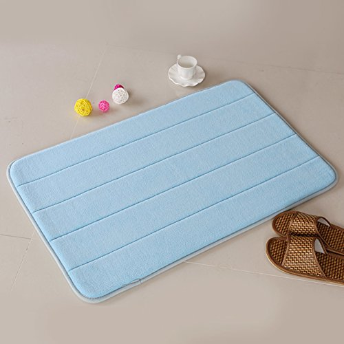 Bathroom mats/foot pad/toilet/bathroom door mats/non-slip suction bath mat-G 140x200cm(55x79inch) by DUSPLOT