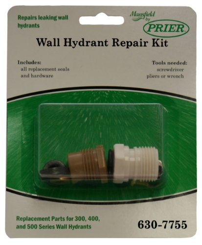 Prier 630-7755  Wall Hydrant Repair Kit