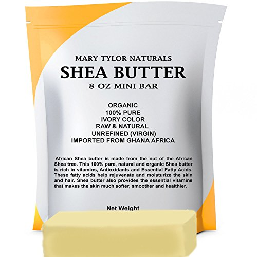 Shea Butter For Sunscreen