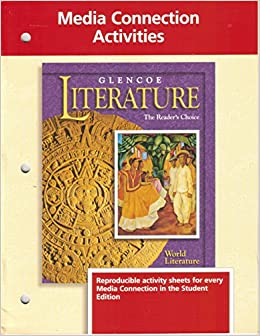 Literature The Reader S Choice World Literature Media Connection