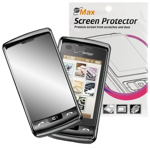 Mirror LCD Screen Protector for Verizon LG enV Touch VX11000